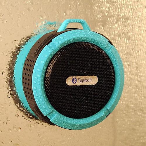 Беспроводные колонки Bluetooth 2.1 Переносной На открытом воздухе Водонепроницаемый Мини Bult микрофон от MiniInTheBox INT