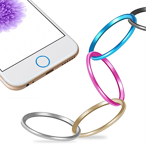 купить Зашитое кольцо для главной кнопки для IPhone 6/6 Plus / 5S / IPad Air 2 / IPad mini недорого
