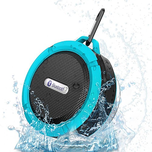 Беспроводные колонки Bluetooth 2.1 Переносной На открытом воздухе Водонепроницаемый Мини Bult микрофон <br>