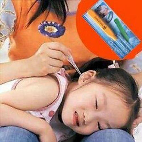 Приспособление для чистки ушей пластик For Чистка Аксессуары для ванной 1-3 лет 6-12 месяцев 0-6 месяцев малыш пижама vitamins ke3502 возраст 12 месяцев цвет оранжевый
