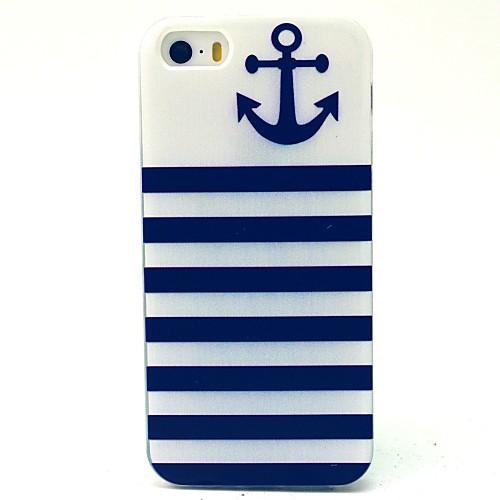 Стильный защитный в морском стиле чехол для IPhone 5C <br>