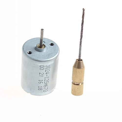 Высококачественное диное самодельное моторное сверло - (серебристый цвет) 1 шт. фото