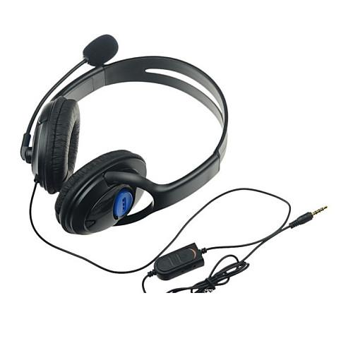 DF-0053 Накладные наушники - PS4 Sony PS4 Оригинальные Проводной