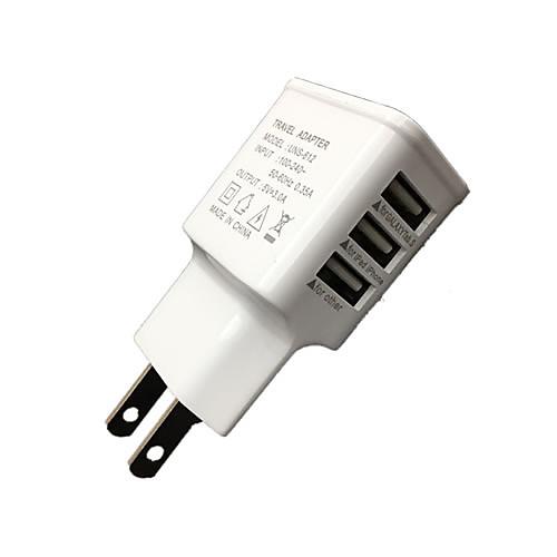 Зарядное устройство для дома Портативное зарядное устройство Телефон USB-зарядное устройство Евро стандарт Несколько портов 3 USB порта 3A cabos usb cавтомобильное зарядное устройство с зажигалкой