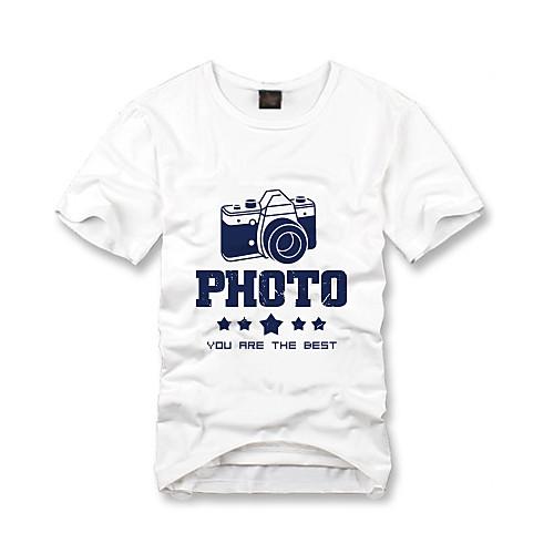 Персонализированные футболки - Креатив - 100% хлопок -