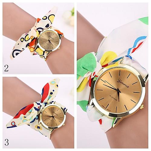 2015 Женева модные часы женщины одеваются наручные часы