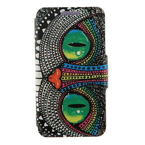 Кейс для Назначение Sony Xperia Z3 Sony Xperia M4 Аква Sony Xperia M2 Другое Sony Xperia Z3 Кейс для Sony Бумажник для карт Флип Чехол Кот защитная пленка для мобильных телефонов sony xperia z3 z3