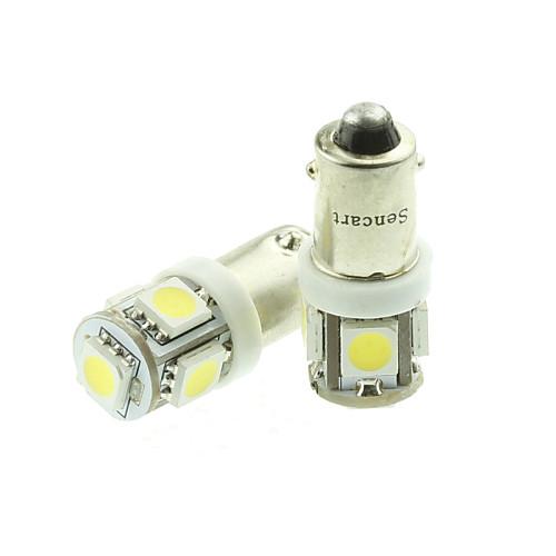 SO.K 1 шт. H6 / BA 9S × Автомобиль Лампы 18W SMD 5050 / Высокомощный LED 70-90lm 5 Светодиодная лампа Лампа поворотного сигнала For цена