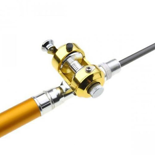 Удочка Складная удочка Складная удочка Металл Обычная рыбалка Рыболовные удочки  Катушки для спиннинга