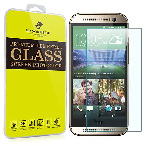 mr.northjoe закаленное стекло экрана фильма протектор для HTC One M8