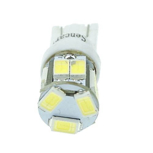 SO.K T10 Автомобиль Лампы Высокомощный LED / SMD 5630 400-550lm Внутреннее освещение For Универсальный цена