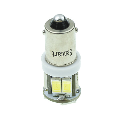 SO.K BA9S Лампы Высокомощный LED / SMD 5630 400-550lm Лампа поворотного сигнала For Универсальный