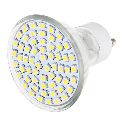 YWXLIGHT 570 lm GU10 Точечное LED освещение 1 светодиоды SMD 3528 Тёплый белый Естественный белый AC 220-240V