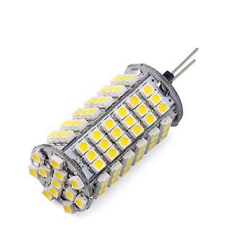 G4 LED лампы типа Корн T 120 светодиоды SMD 3528 Тёплый белый Холодный белый 850-900lm 2800-3500/6000-6500K DC 12V