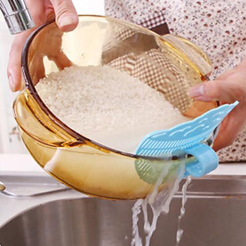Кухонные принадлежности Нержавеющая сталь Творческая кухня Гаджет Специализированные инструменты Для Райс 1шт
