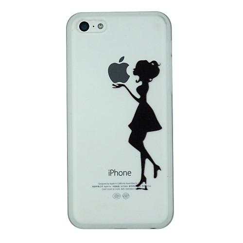 Кейс для Назначение Apple iPhone 8 iPhone 8 Plus Кейс для iPhone 5 iPhone 6 iPhone 6 Plus iPhone 7 Plus iPhone 7 С узором Кейс на заднюю чехол для для мобильных телефонов none iphone apple 6 5 5 apple iphone 6 6 for iphone 6 plus