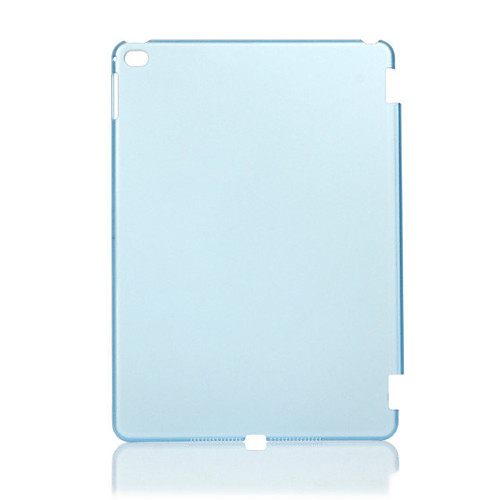 Case For Apple Transparent Back Cover Solid Colored PC for iPad Air 2