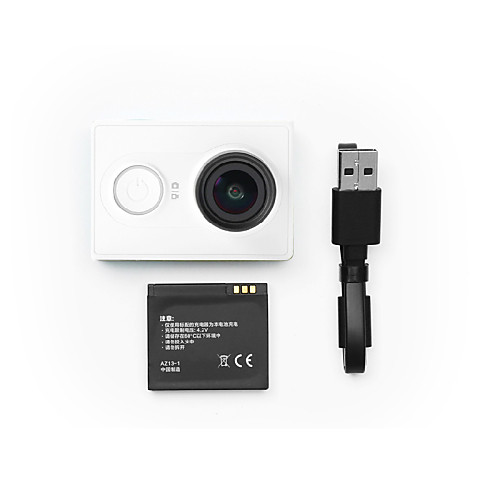 Xiaoyi Full HD спорт bluetooth4.0 WiFi водонепроницаемая камера (случайные цвета) от MiniInTheBox.com INT