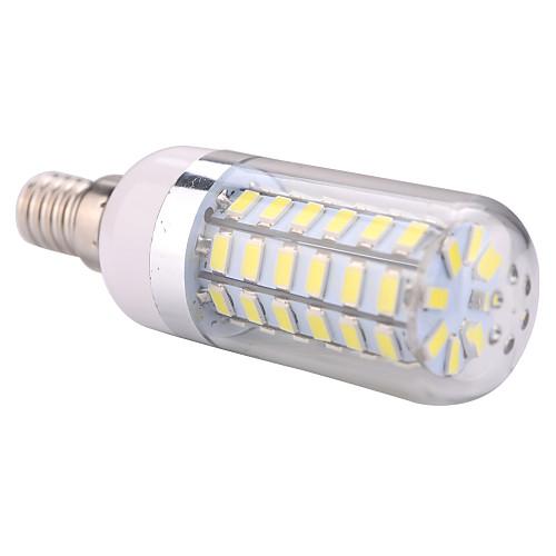 YWXLIGHT 1200 lm E14 LED лампы типа Корн T 60 светодиоды SMD 5730 Тёплый белый Холодный белый AC 110-130 В AC 220-240V