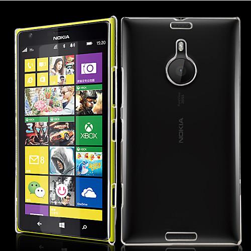 прозрачный жесткий чехол для ПК Nokia Lumia 1520