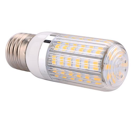 1200 lm E26/E27 LED лампы типа Корн T 60 светодиоды SMD 5730 Тёплый белый Холодный белый AC 110-130 В AC 220-240V