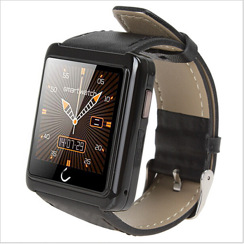 u10l носимых смарт часы, Bluetooth3.0 / 4.0 / руки-бесплатные звонки / управление мультимедиа / управления камерой / Шагомер