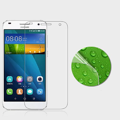Защитная плёнка для экрана Huawei для Huawei G7 PET 1 ед. Ультратонкий аккумулятор для мобильных телефонов htc desire g7 a8181 g7 3500