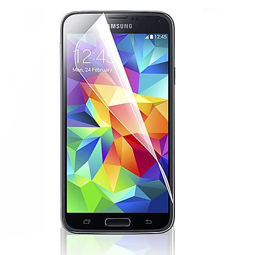 Защитная плёнка для экрана Samsung Galaxy для S5 PET Защитная пленка для экрана HD чехол для для мобильных телефонов oem sumsung galaxy s5 wood case for sumsung galaxy s5