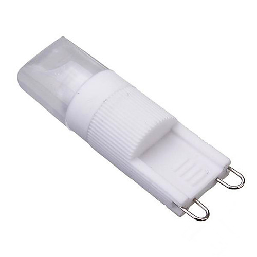 YWXLIGHT 2 Вт. 150-200 lm G9 LED лампы типа Корн T 1 светодиоды COB Диммируемая Тёплый белый Холодный белый AC 110-130 В AC 220-240V