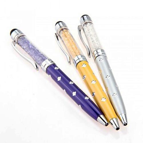 Stylus Pens All-In-1 Ballpoint Pen Other Plastic & Metal Lens