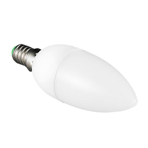 1,5 Вт 150-200 lm E14 LED лампы в форме свечи C35 8 светодиоды SMD 3022 Тёплый белый AC 220-240V от MiniInTheBox.com INT