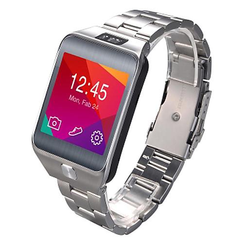 № 1 g2 Bluetooth 4.0 носимых SmartWatch инфракрасного управления / ЧСС дистанционного / анти-потеряны для IOS смартфона