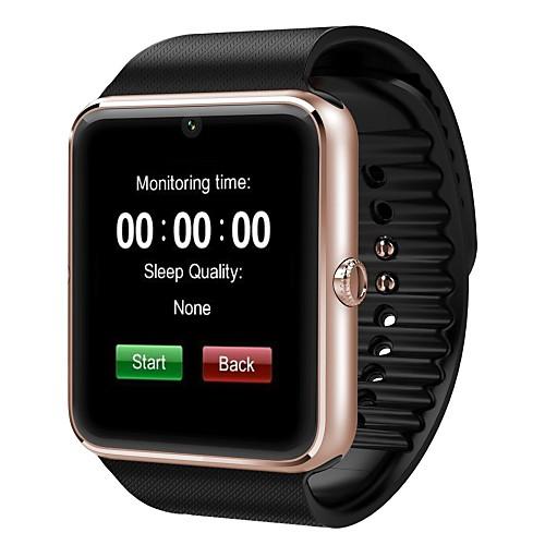gt08 носимых умный часы Bluetooth3.0 / громкой звонки / медиа-Контроль / камеры / деятельность трекера / сна