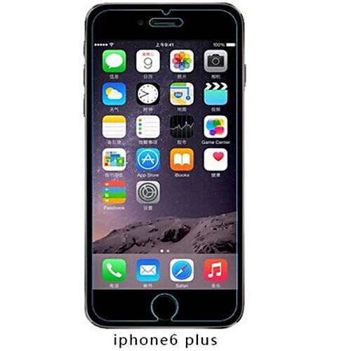 """0,33 мм 2.5d протектор экрана взрывобезопасные закаленного стекла пленки протектора для iphone 6с / 6plus (5.5 """""""")"""