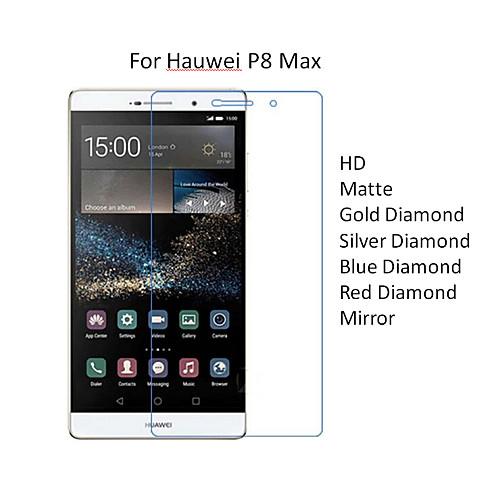 для Huawei P8 макс HD прозрачным Прозрачная пленка протектора экрана