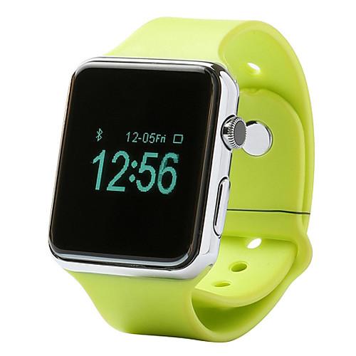 dwatch носки умный часы дистанционное управление камерой / сообщение / сна монитор / для андроид смартфона