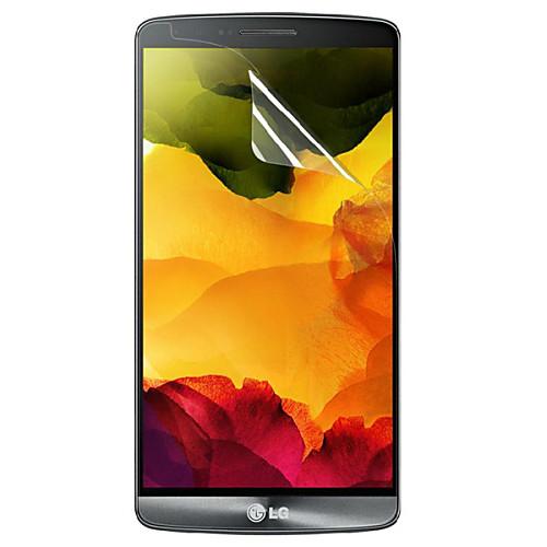 профессиональный высокая прозрачность ЖК ясна протектор экрана с салфеткой для LG g4