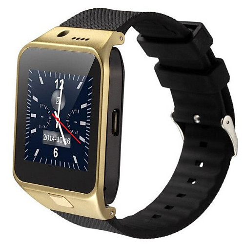 gv09 носимых умный часы громкая связь / СМИ управления контроля / камеры / деятельность трекер / шагомер для Android