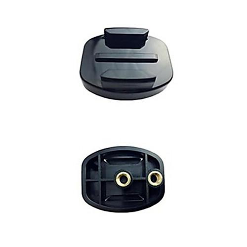Аксессуары Трипод Монтаж Высокое качество Для Экшн камера Gopro 5 Gopro 4 Gopro 3 Gopro 2 Спорт DV Gopro 3/2/1 пластик Металл