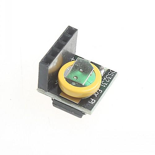 Часы модуль ds3231 для Raspberry Pi корпус raspberry pi 3 pi 2 black овальный