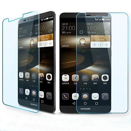 asling 0.26mm твердости 9ч практический протектор экрана закаленное стекло для Huawei mate7