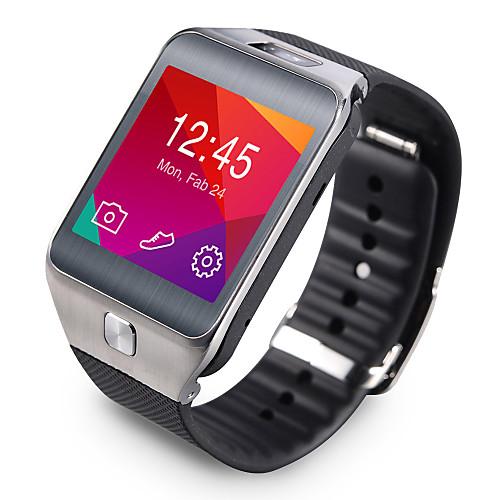 № 1 g2 Bluetooth 4.0 носимых / шагомер / ЧСС SmartWatch сапфировое стекло / водонепроницаемый / анти-потеряны для IOS смартфона