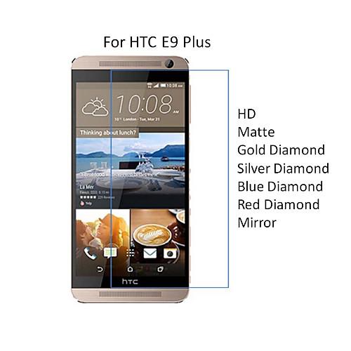 10шт высокой четкости ясно протектор экрана фильм для HTC e9 плюс