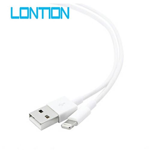 USB 2.0 Подсветка Адаптер USB-кабеля Кабель для зарядки Для передачи данных Кабель Нормальная Кабели Кабель Назначение iPad Apple iPhone от MiniInTheBox.com INT