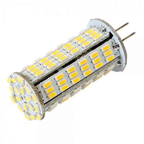 YWXLIGHT 5 Вт. 450-500 lm G4 LED лампы типа Корн T 126 светодиоды SMD 3014 Тёплый белый Холодный белый DC 24 В AC 24V AC 12V DC 12V