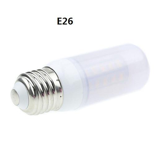 7W E14 / G9 / B22 / E26/E27 LED лампы типа Корн T 36 SMD 5730 800-1200LM lm Тёплый белый / Естественный белый DC 12 V от MiniInTheBox.com INT