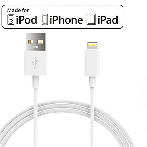 Lontion MFI молнии к USB 2.0 зарядное устройство& кабель синхронизации для iphone7 6с 6 плюс SE 5S 5 Ipad воздух / мини и другие