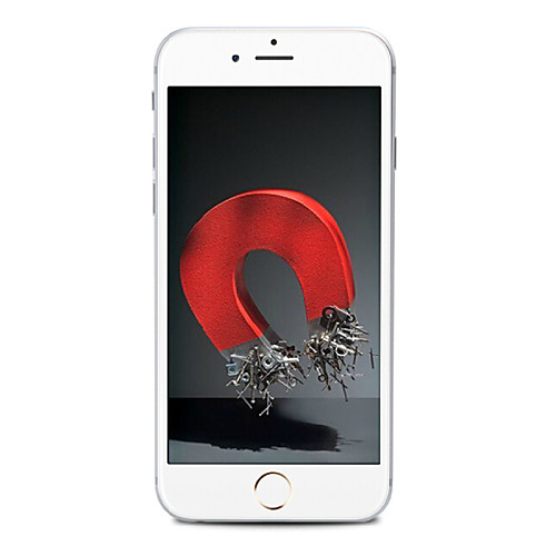 Защитная плёнка для экрана Apple для iPhone 7 Plus iPhone 7 iPhone 6s Plus iPhone 6s iPhone 6 Plus iPhone 6 Закаленное стекло 1 ед. [2] означает yomo яблоко 7 6s 6 стали пленки iphone7 6s 6 закаленное стекло пленка телефон фильм hd 4 7 дюйма