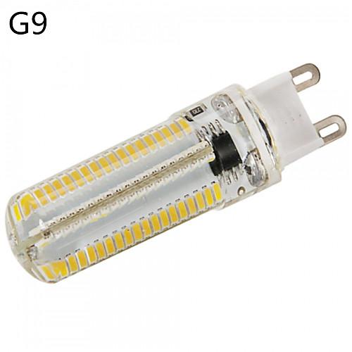 10W / 7W E14 / G9 / G4 / E12 / E17 LED лампы типа Корн T 152 SMD 3014 600 lm Тёплый белый / Холодный белый РегулируемаяAC 220-240 / AC