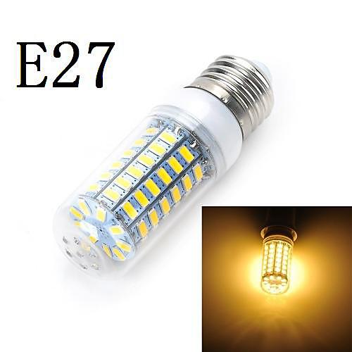 5 Вт. 450-500 lm E14 E26/E27 LED лампы типа Корн T 69 светодиоды SMD 5730 Тёплый белый Холодный белый AC 220-240V от MiniInTheBox.com INT